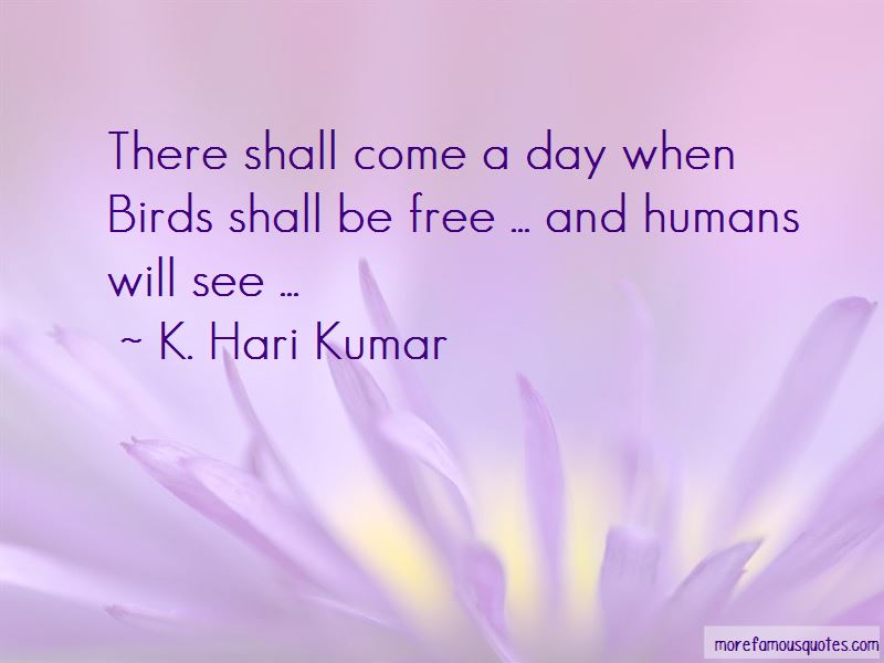 K. Hari Kumar Quotes Pictures 4
