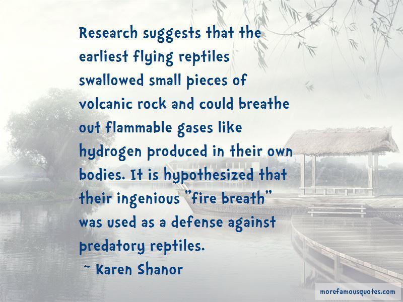 Karen Shanor Quotes Pictures 4