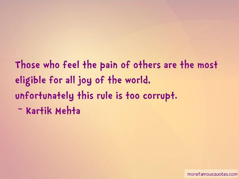Kartik Mehta Quotes Pictures 4