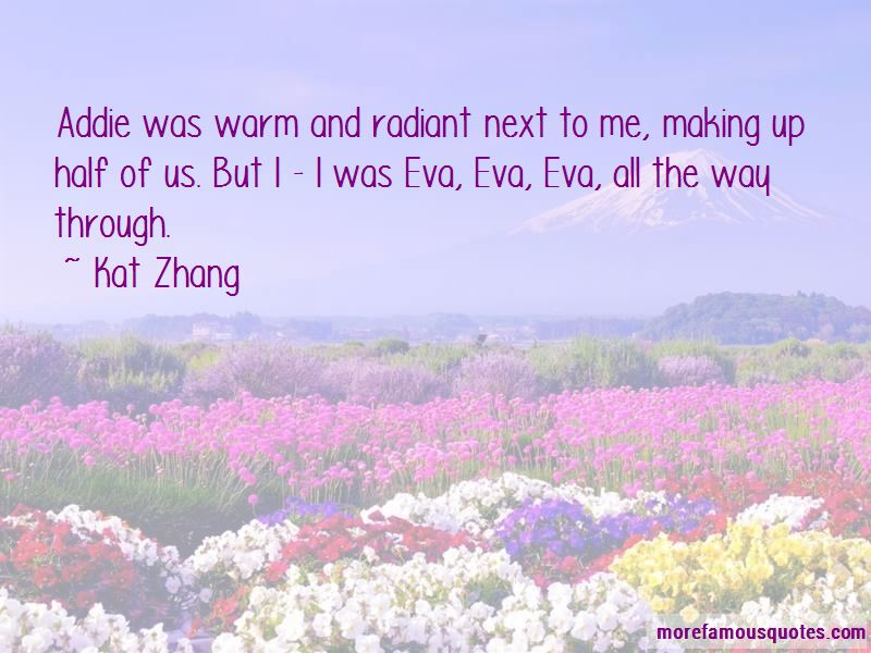 Kat Zhang Quotes Pictures 2