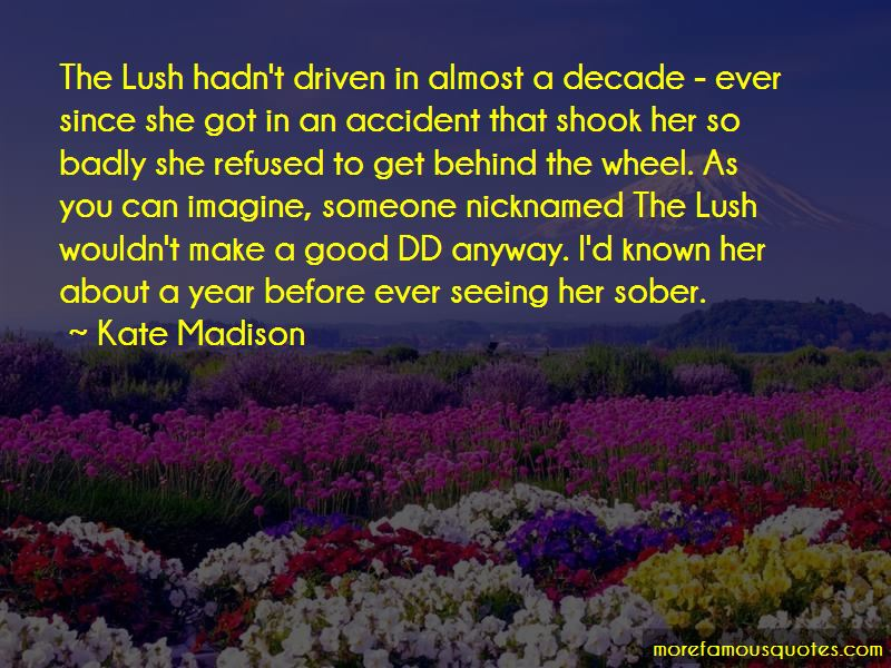 Kate Madison Quotes Pictures 2