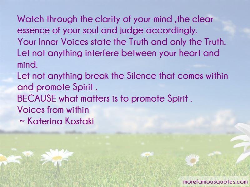 Katerina Kostaki Quotes