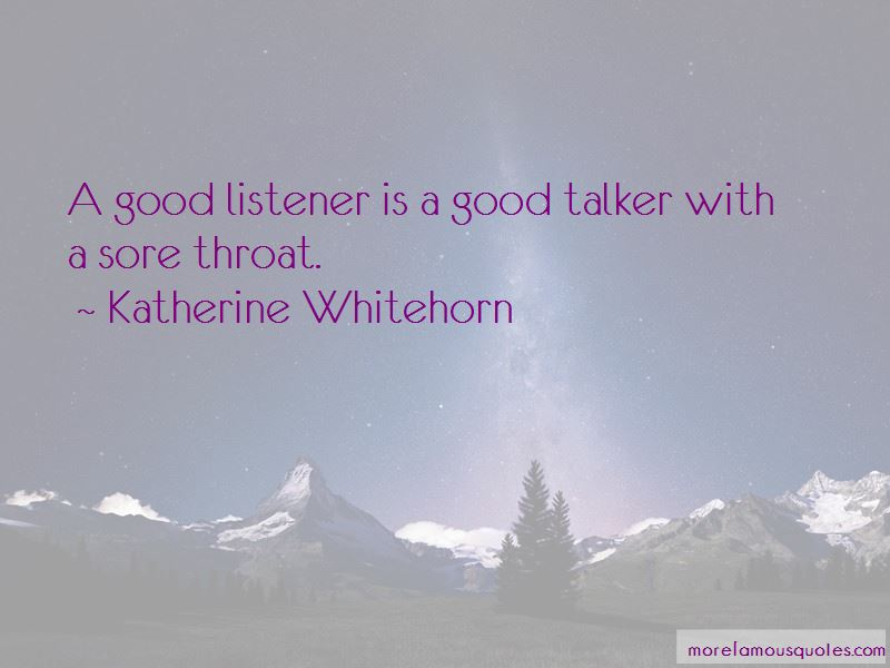 Katherine Whitehorn Quotes Pictures 2