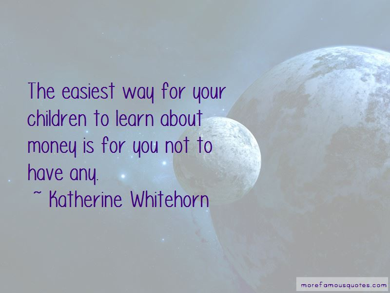 Katherine Whitehorn Quotes Pictures 3