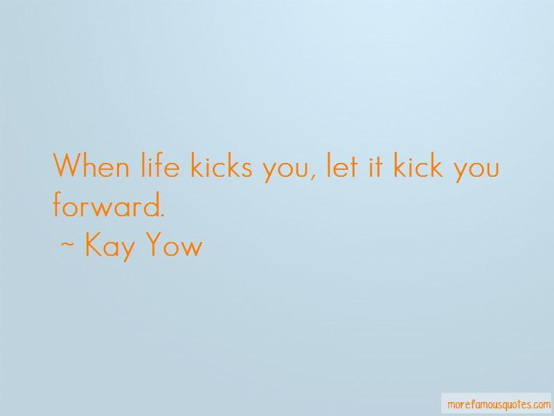 Kay Yow Quotes
