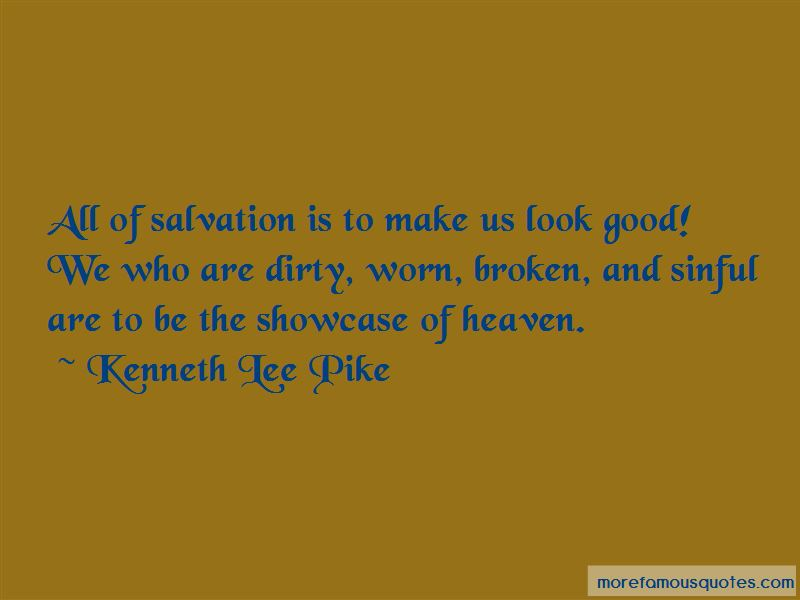 Kenneth Lee Pike Quotes Pictures 2