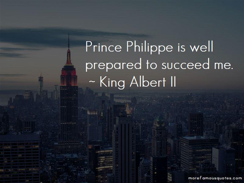 King Albert II Quotes Pictures 2