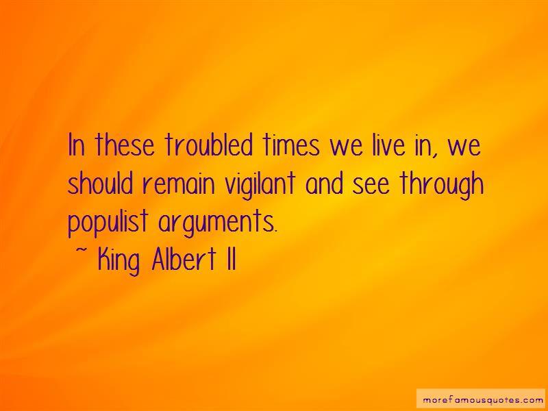 King Albert II Quotes Pictures 4