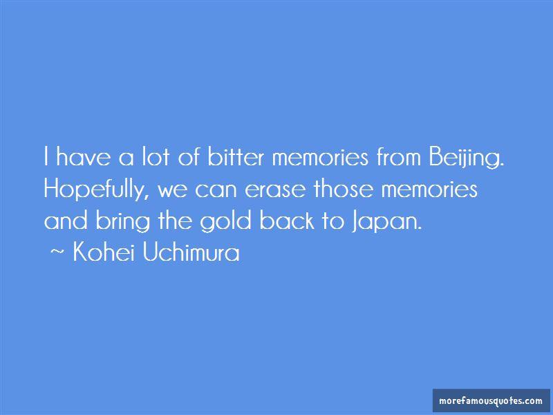 Kohei Uchimura Quotes Pictures 2