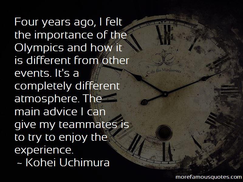 Kohei Uchimura Quotes Pictures 4
