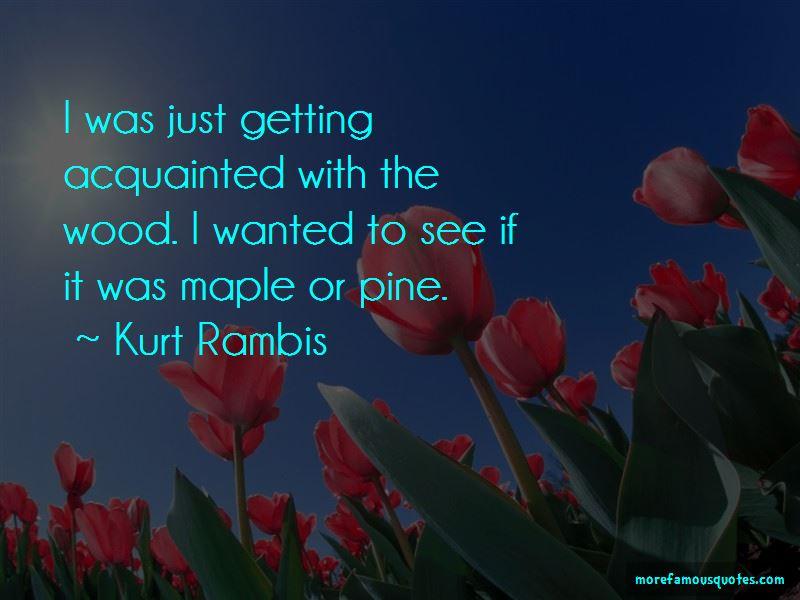 Kurt Rambis Quotes Pictures 2
