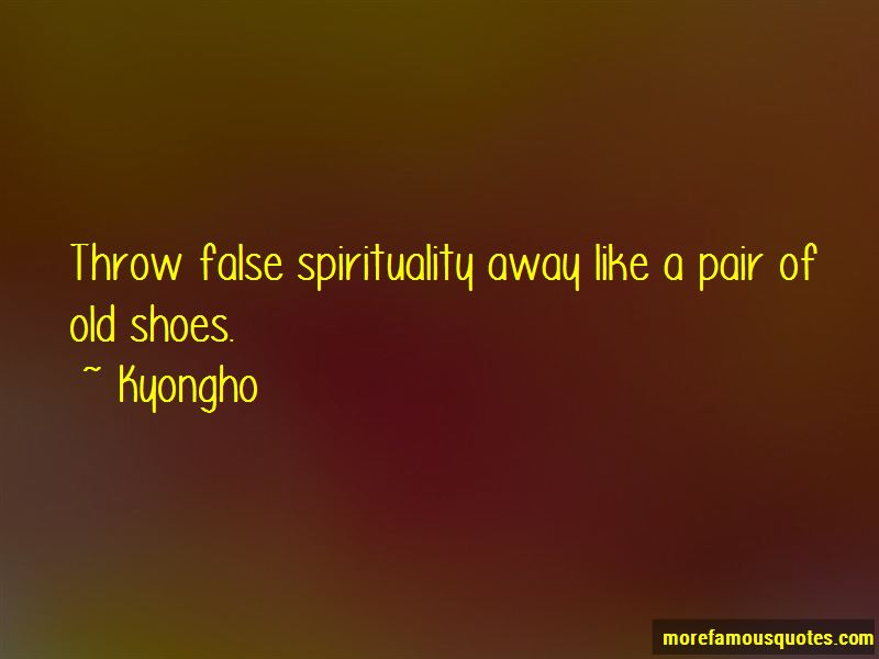 Kyongho Quotes