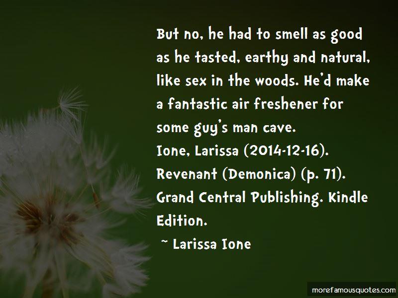 Larissa Ione Quotes Pictures 2