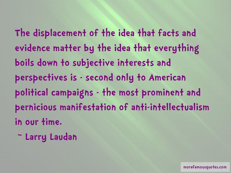 Larry Laudan Quotes