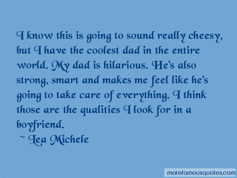 Lea Michele Quotes Pictures 2