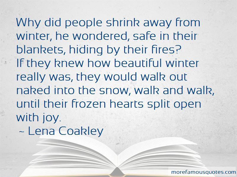 Lena Coakley Quotes Pictures 2