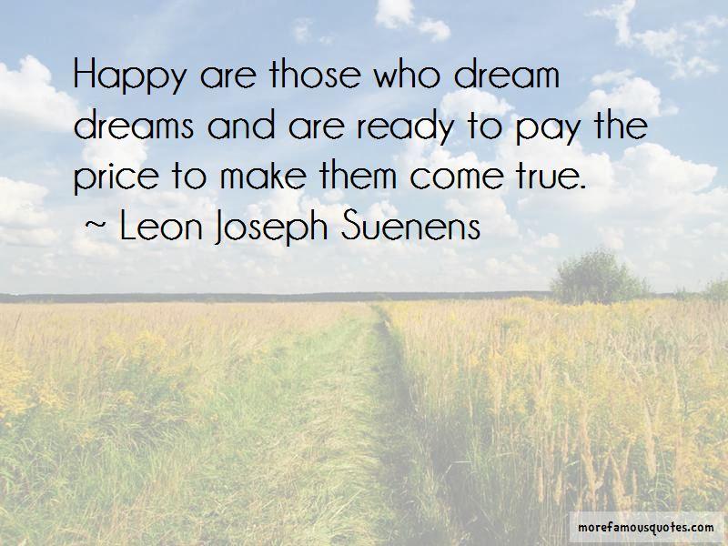 Leon Joseph Suenens Quotes Pictures 4