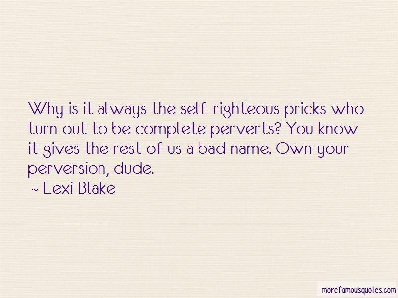 Lexi Blake Quotes Pictures 4