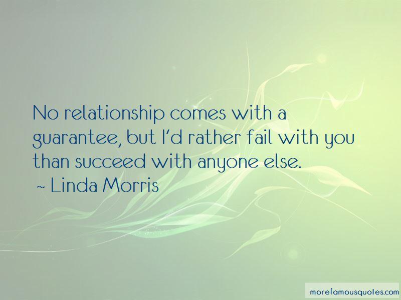 Linda Morris Quotes Pictures 2
