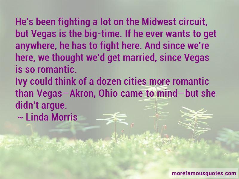 Linda Morris Quotes Pictures 3