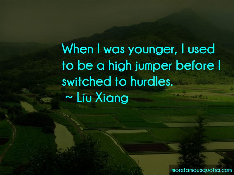 Liu Xiang Quotes Pictures 3