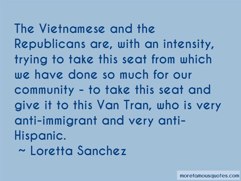 Loretta Sanchez Quotes Pictures 3