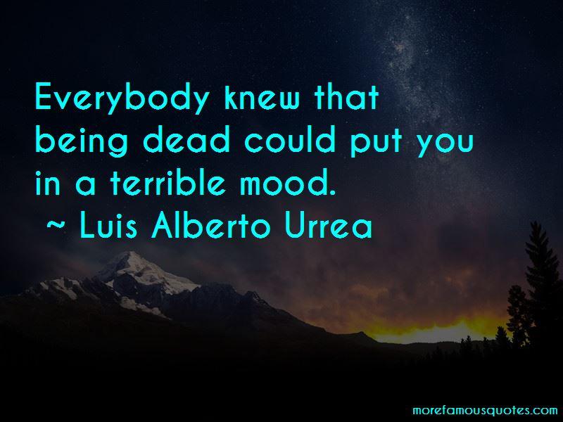 Luis Alberto Urrea Quotes Pictures 3
