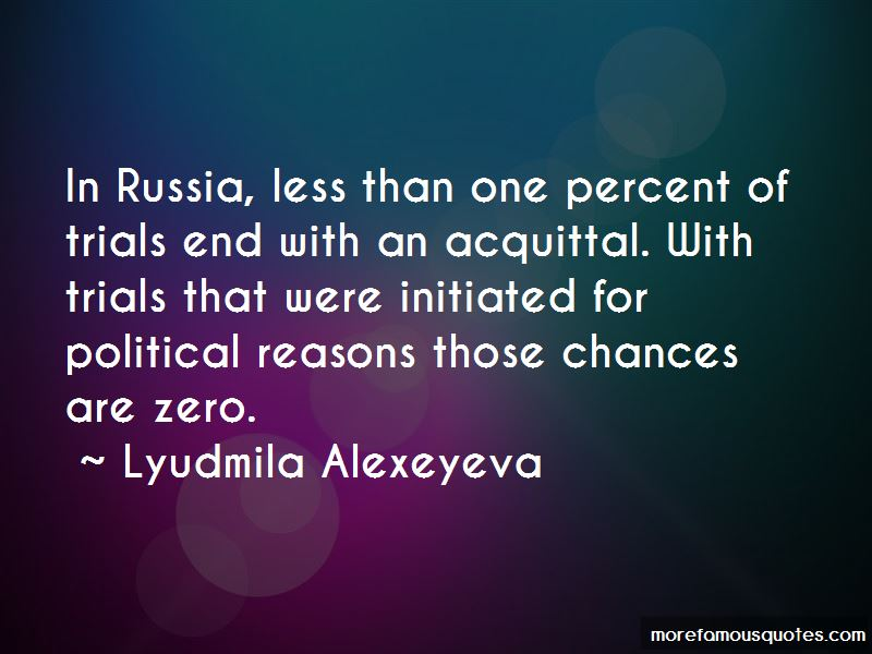 Lyudmila Alexeyeva Quotes