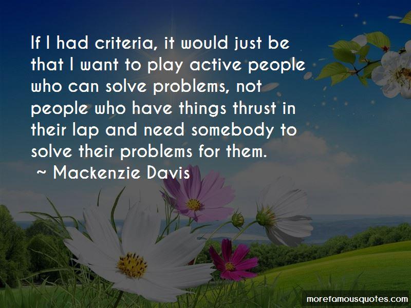 Mackenzie Davis Quotes Pictures 3
