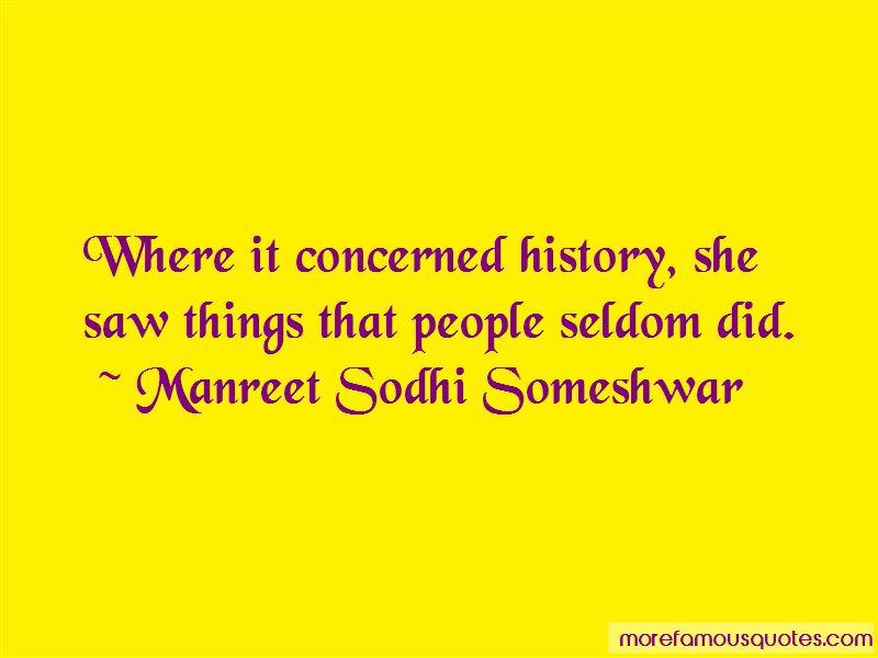 Manreet Sodhi Someshwar Quotes Pictures 3