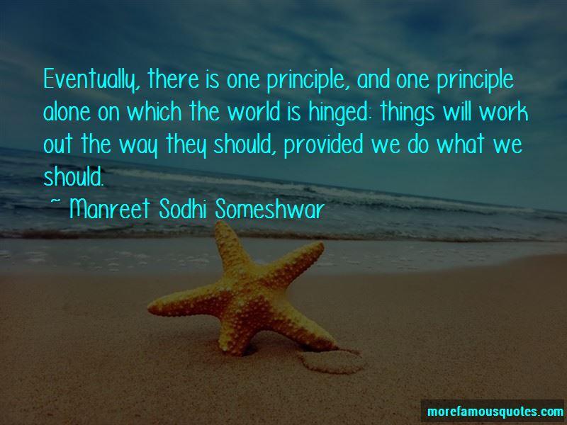 Manreet Sodhi Someshwar Quotes Pictures 4