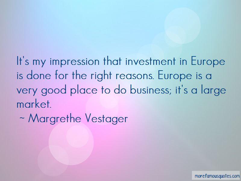 Margrethe Vestager Quotes