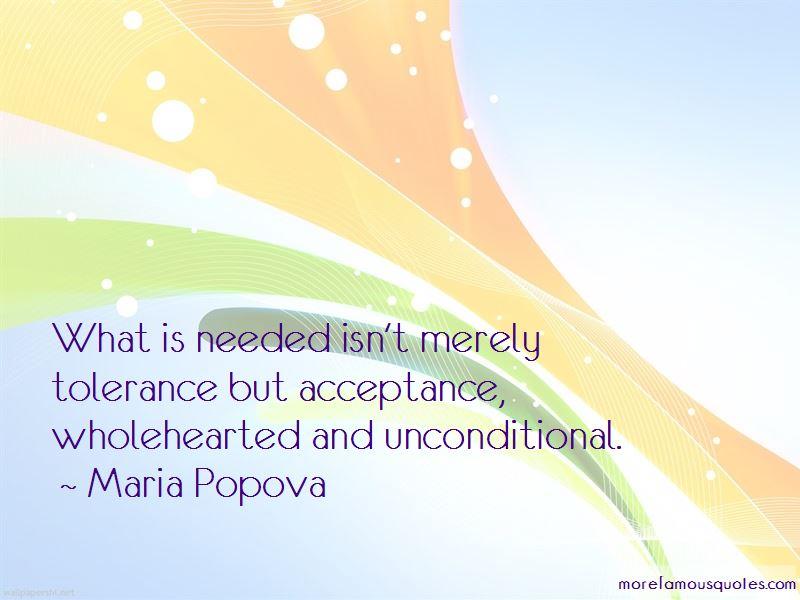 Maria Popova Quotes