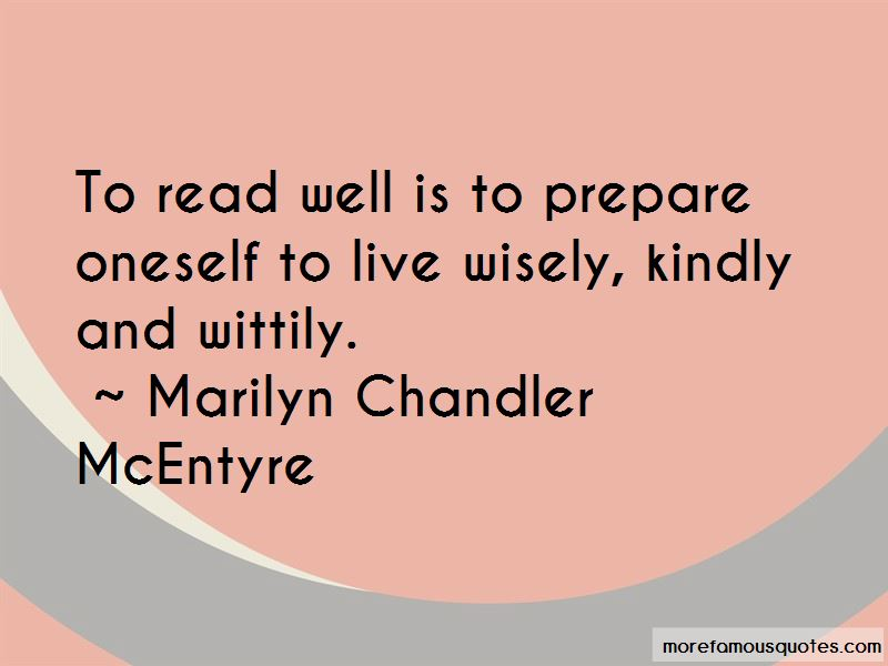 Marilyn Chandler McEntyre Quotes Pictures 2