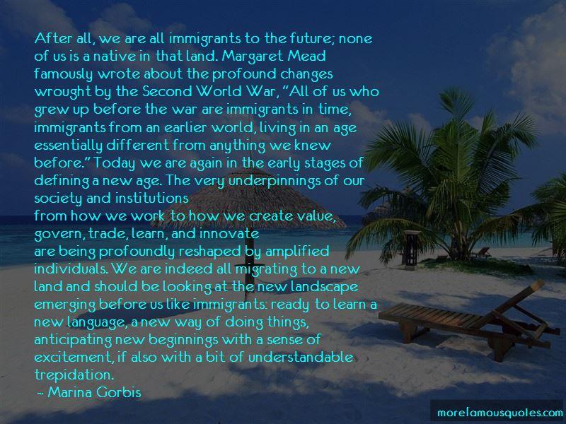 Marina Gorbis Quotes