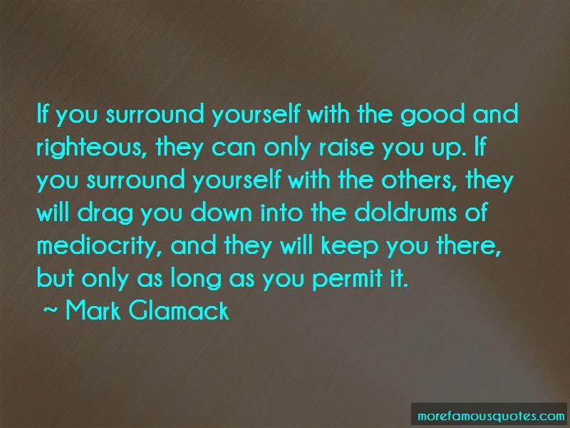 Mark Glamack Quotes