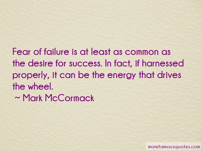Mark McCormack Quotes Pictures 4