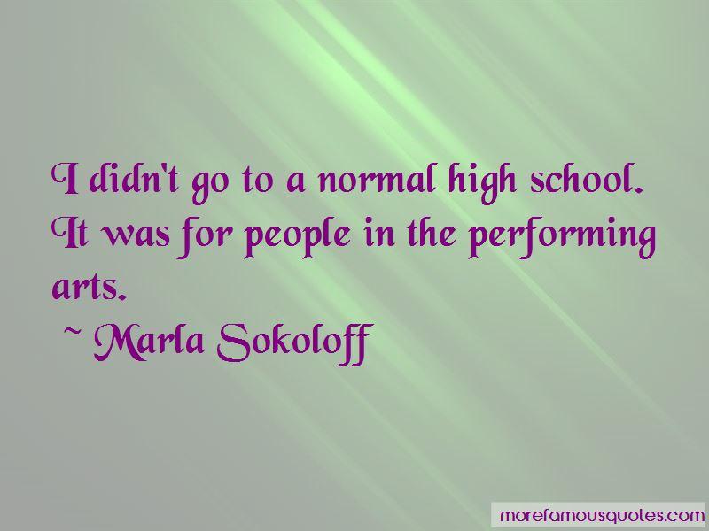 Marla Sokoloff Quotes Pictures 4