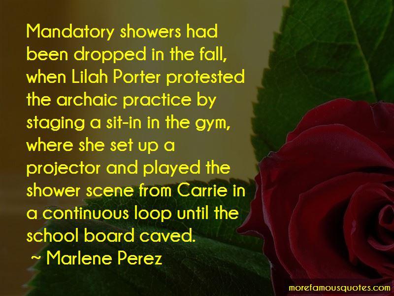 Marlene Perez Quotes Pictures 2