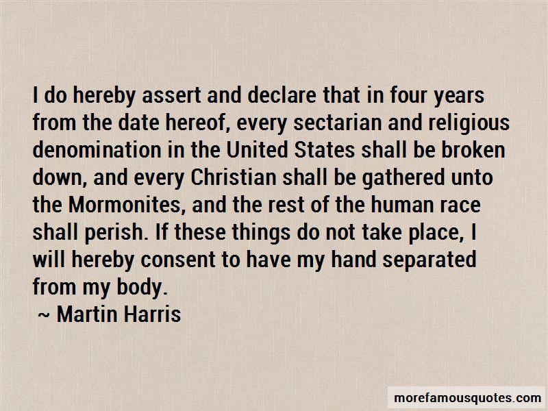 Martin Harris Quotes Pictures 4