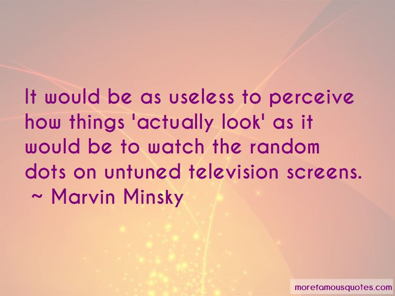 Marvin Minsky Quotes Pictures 2