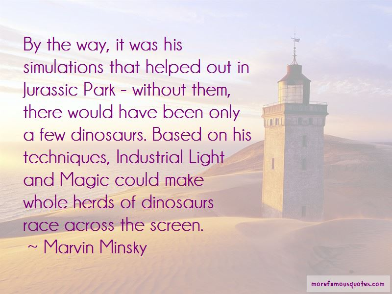 Marvin Minsky Quotes Pictures 3