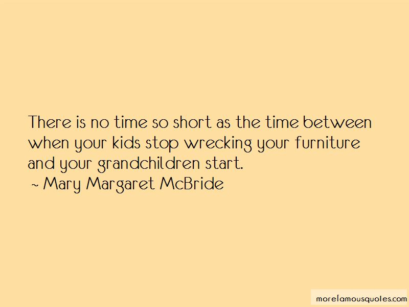 Mary Margaret McBride Quotes Pictures 2