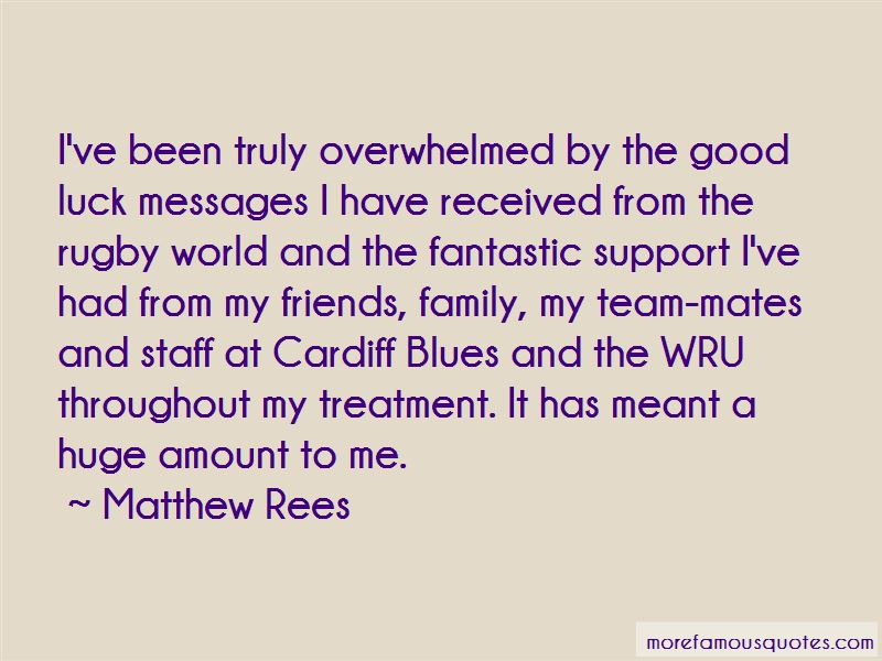 Matthew Rees Quotes Pictures 2