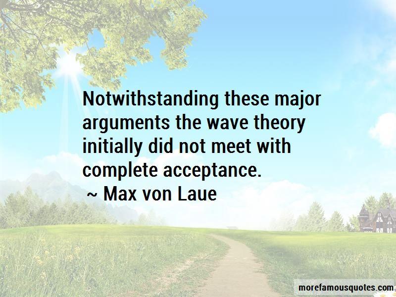 Max Von Laue Quotes Pictures 2