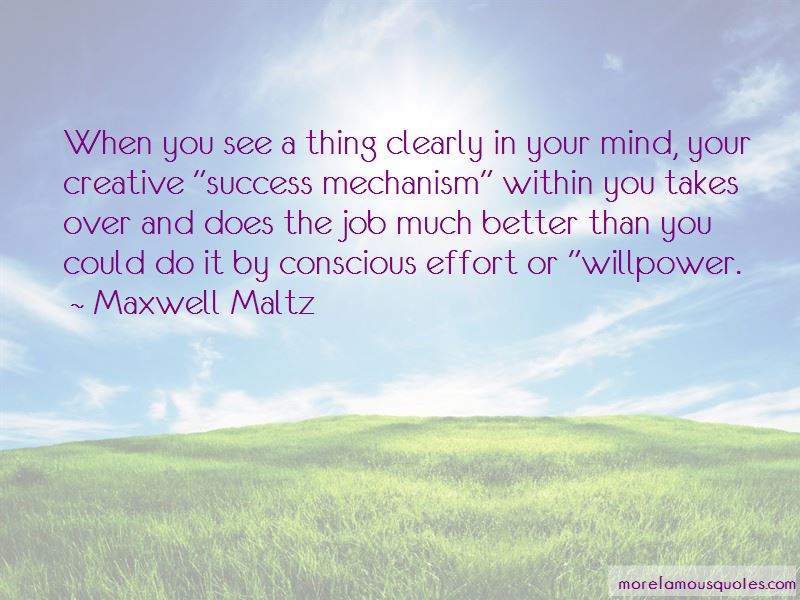 Maxwell Maltz Quotes Pictures 2