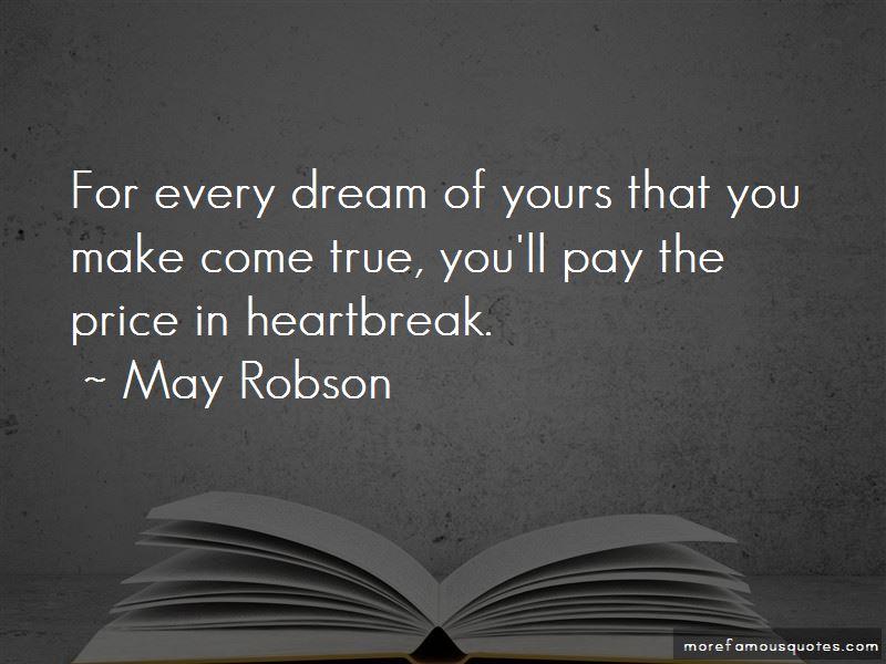 May Robson Quotes