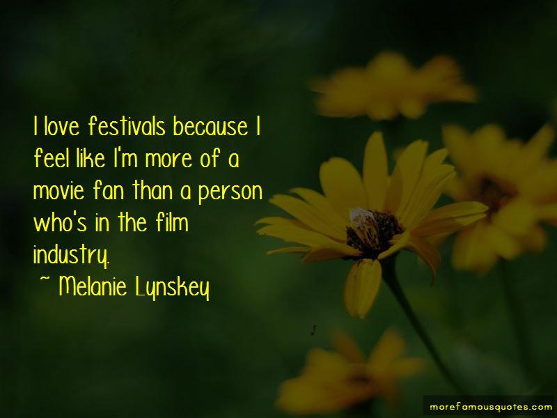 Melanie Lynskey Quotes