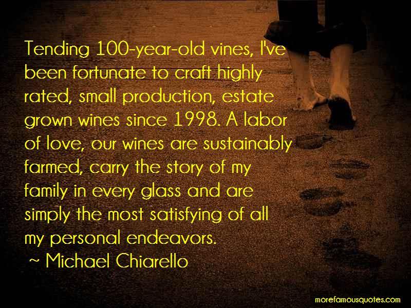 Michael Chiarello Quotes