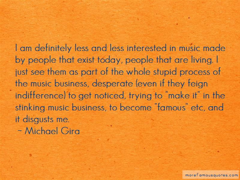 Michael Gira Quotes Pictures 2